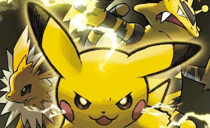 """The Original"" Pikachu EX – Very First Partner Deck"
